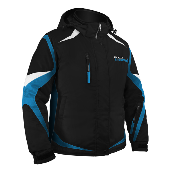 habit de neige 6153 Snow Ride Cyan