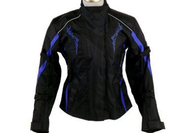 Trio vêtements de moto de couleurs variées (Blouson + Gants + Pantalon)