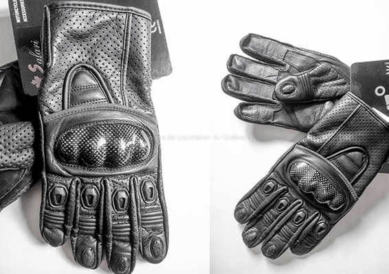 gants de moto, scooter et motocross - safari 55