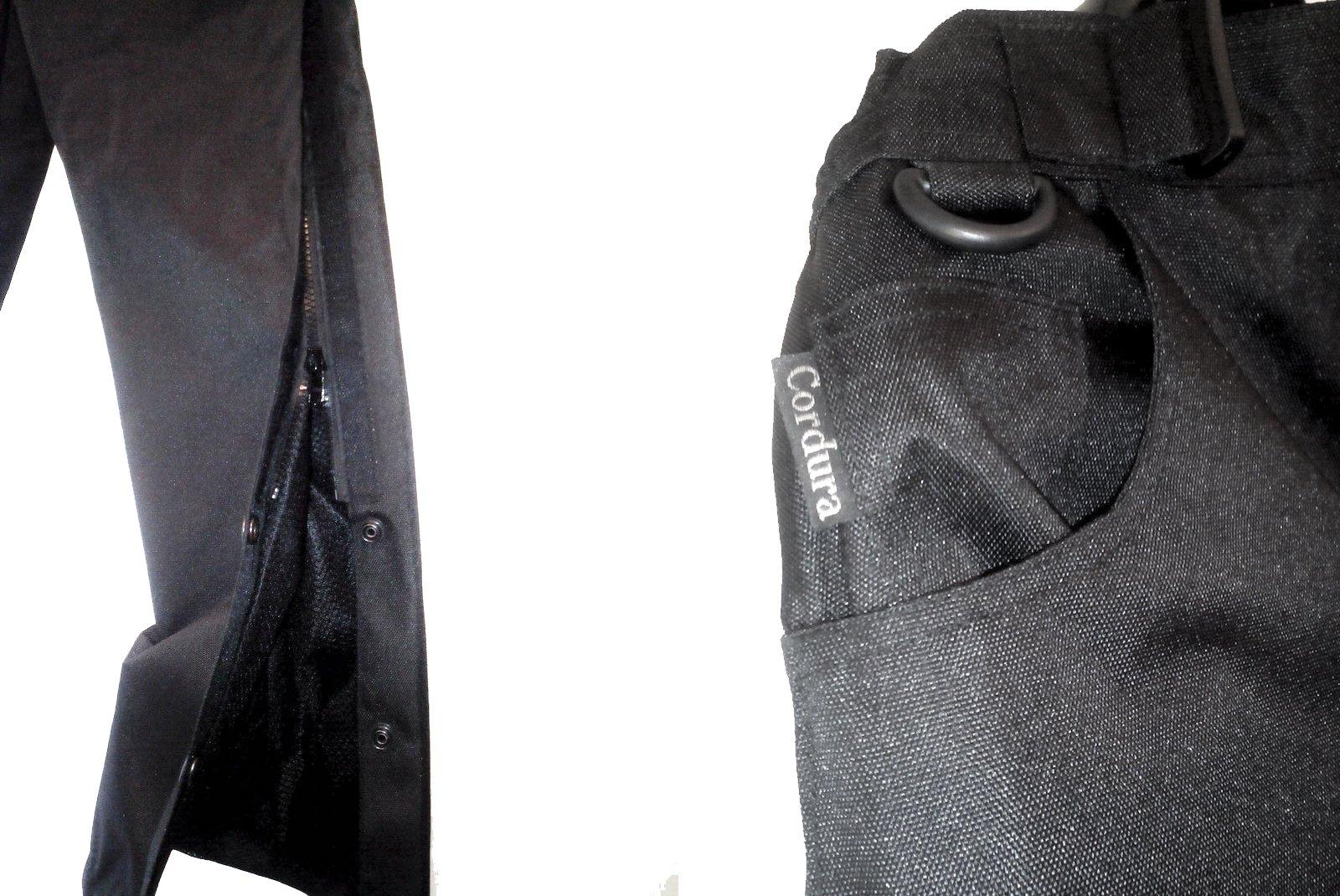 pantalon de moto en cordura