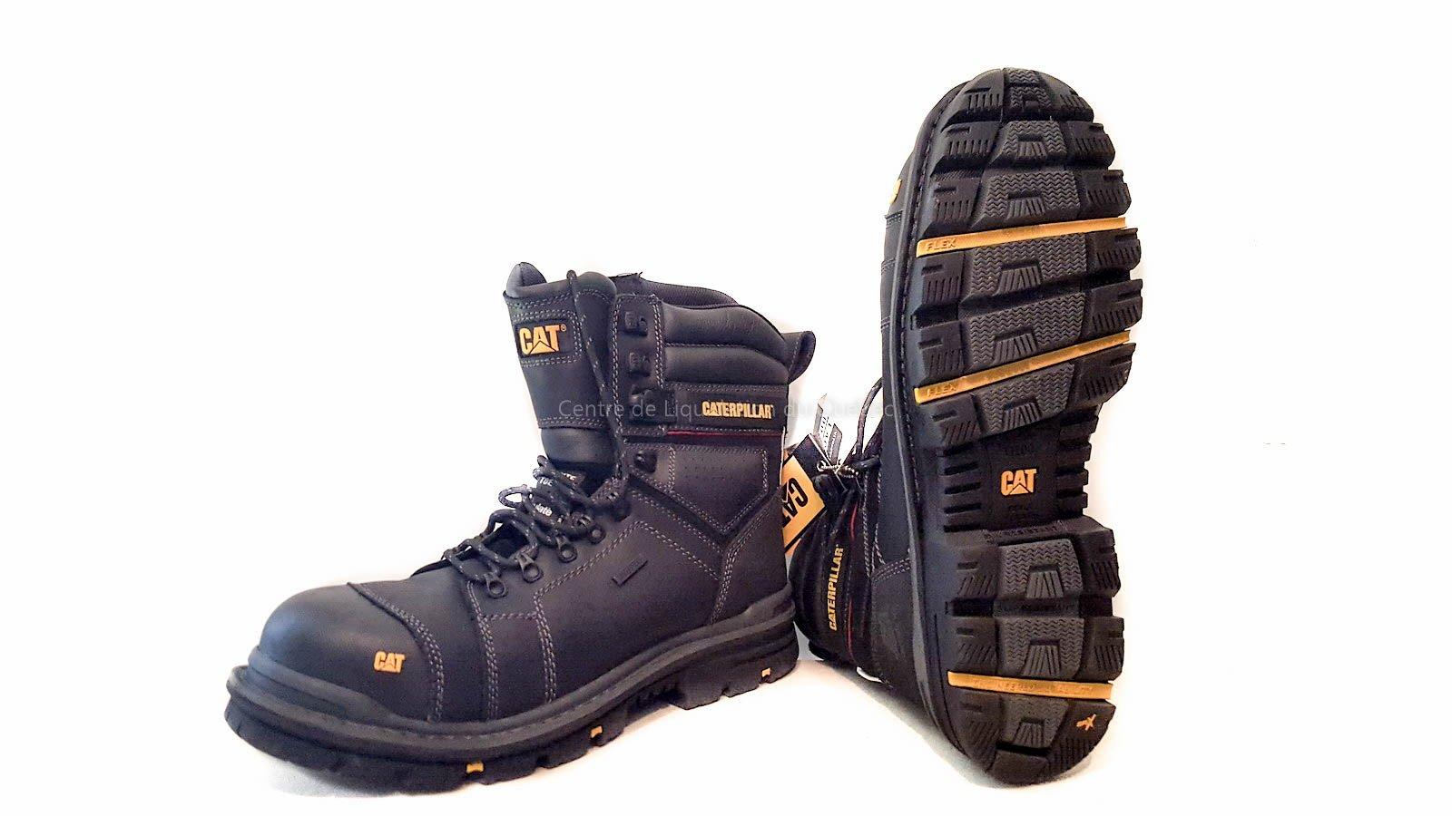 Chaussure de sécurité CATerpillar T-1200 (Noir)