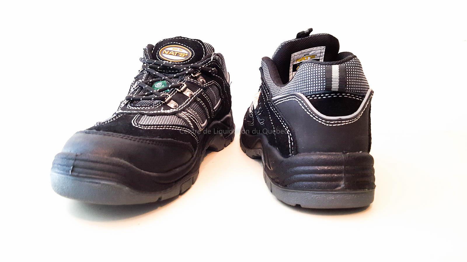 Chaussure de sécurité NAT Noir homme