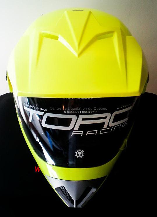 casque de motoneige et vtt t-37