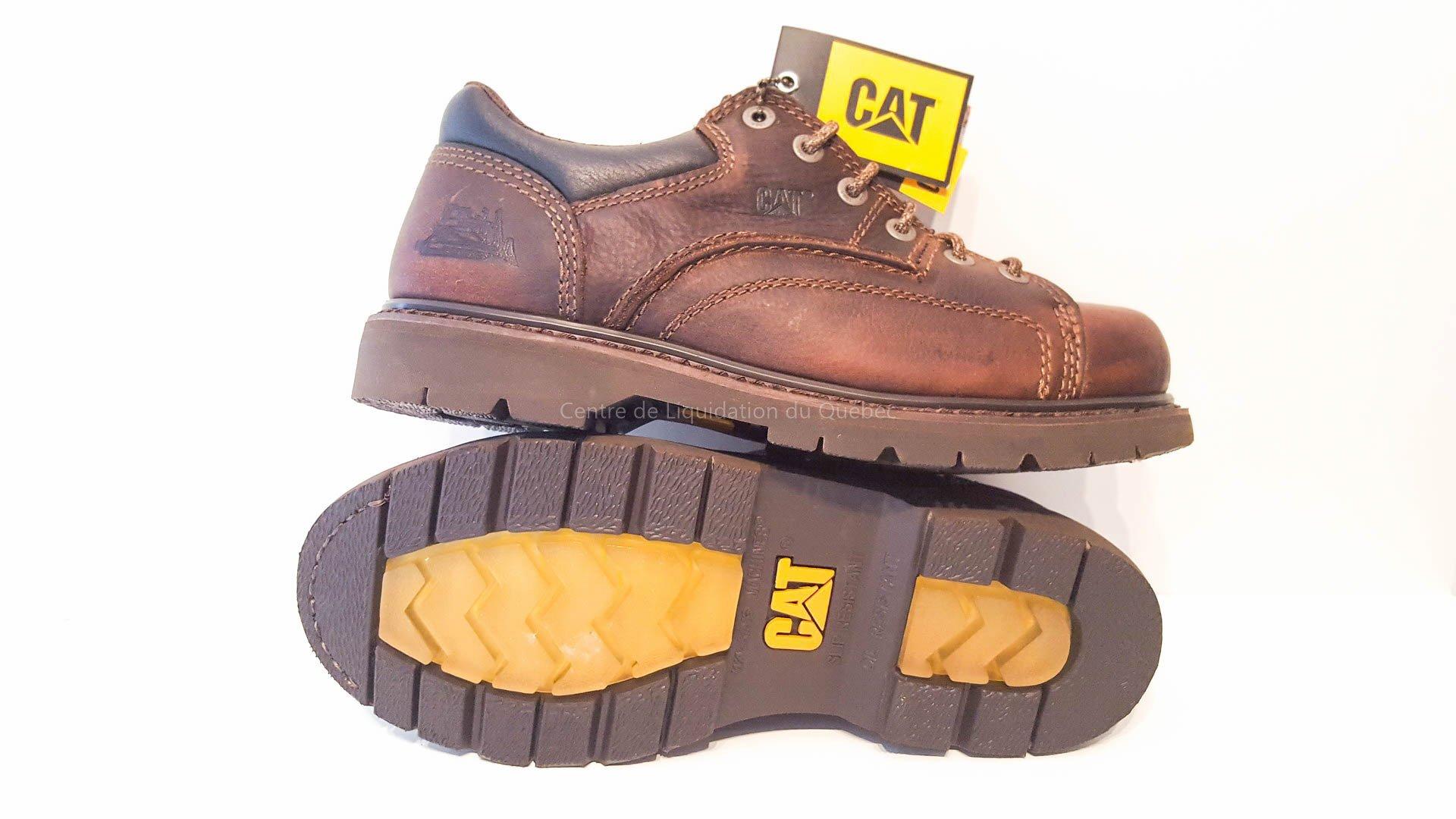 cat P710712 Caterpillar Chaussure Sécurité De Liquidation qftS4S