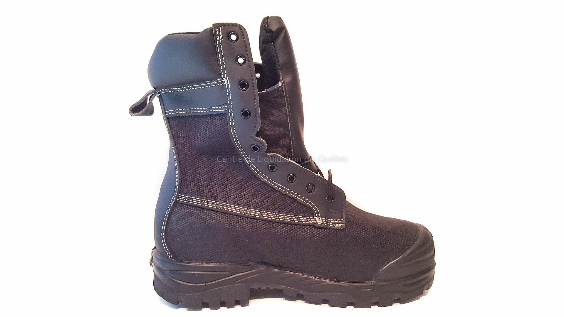 Chaussure de sécurité STC - Vibram (botte sécurité)