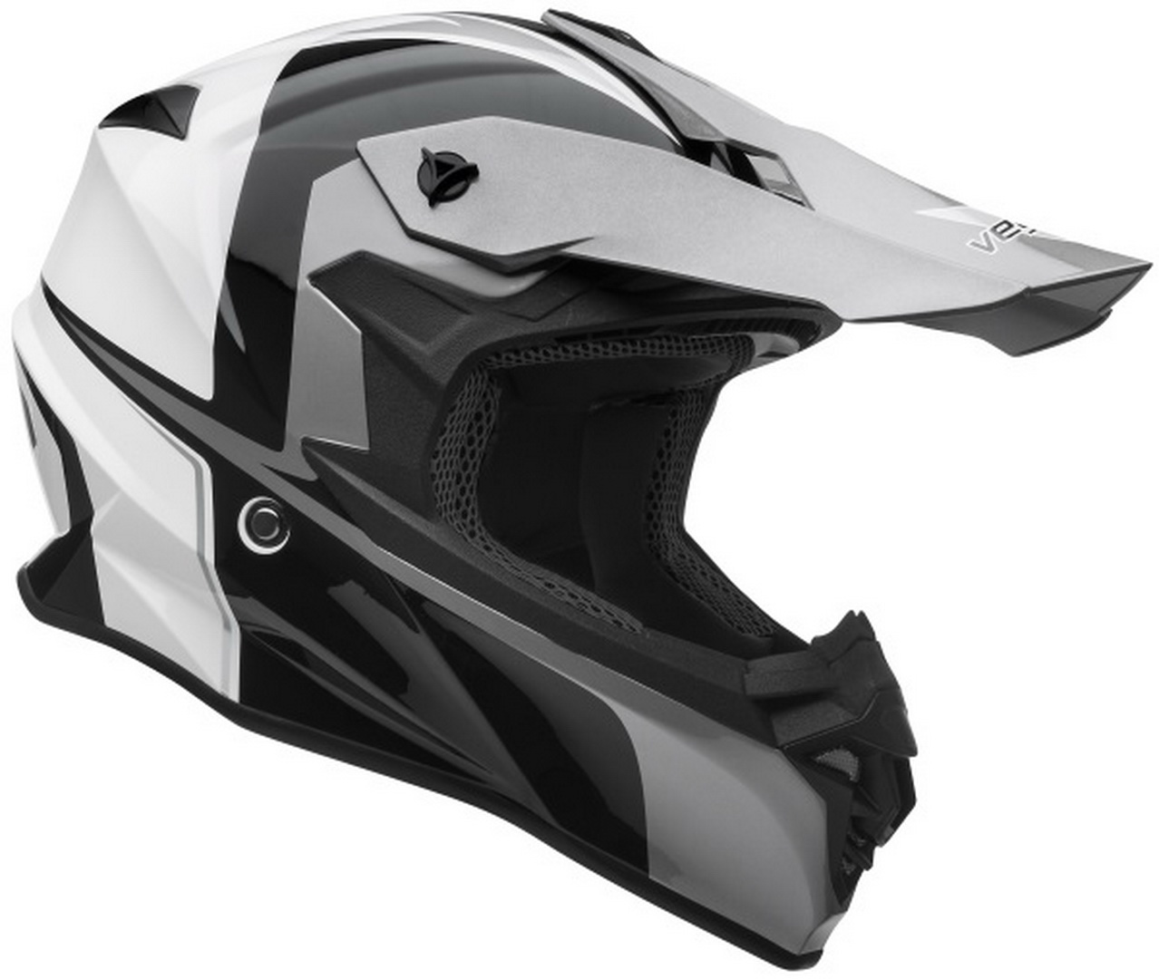 Casque de motocross nouvelle collection VF1 Off Road Stinger Black Graphic