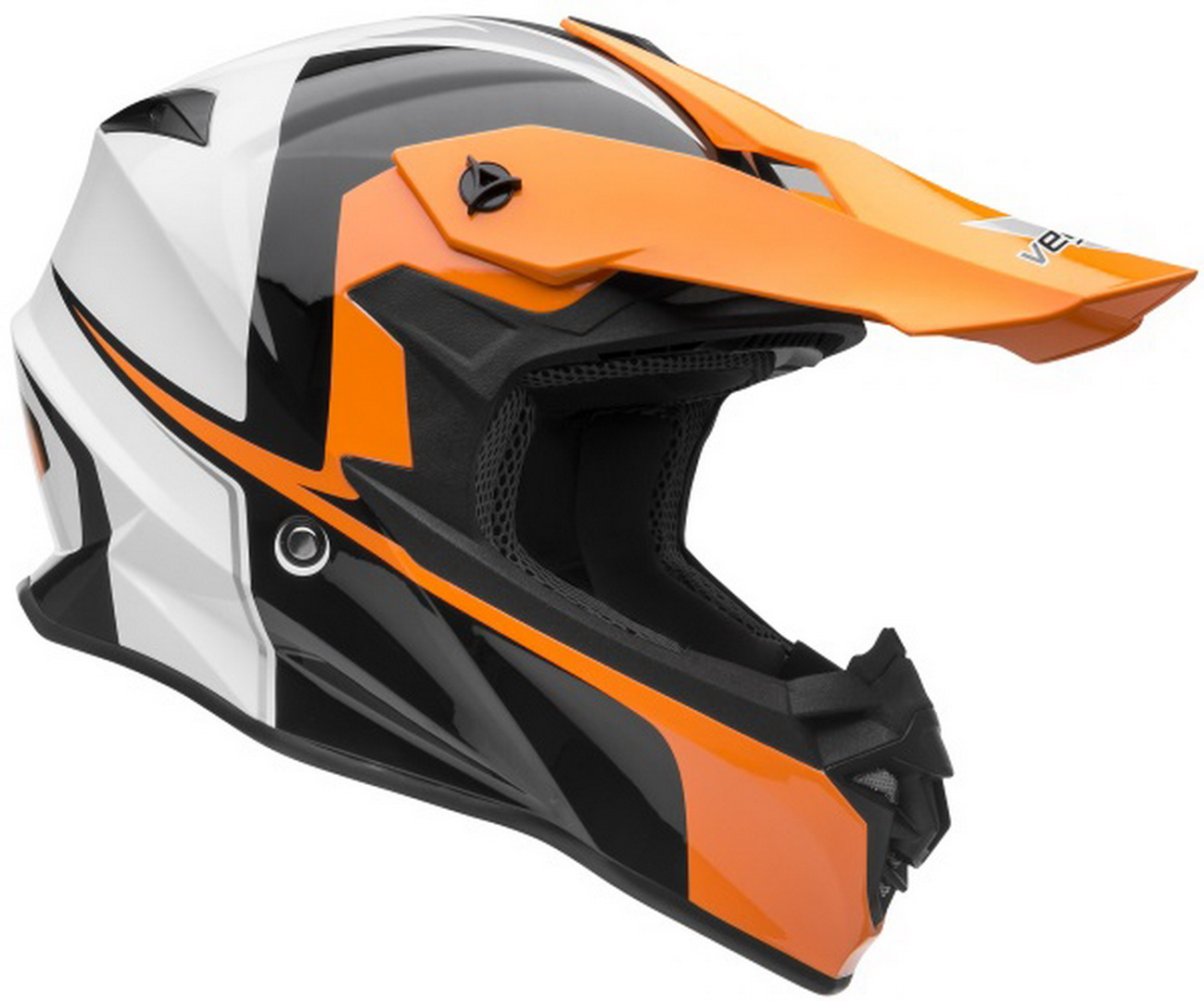 Casque de motocross nouvelle collection VF1 Off Road Stinger Hi-Vis Orange