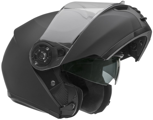 Casque modulaire VR1 Modular Matte Black