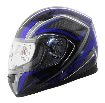 Casque de moto, scooter et VTT Vega Junior