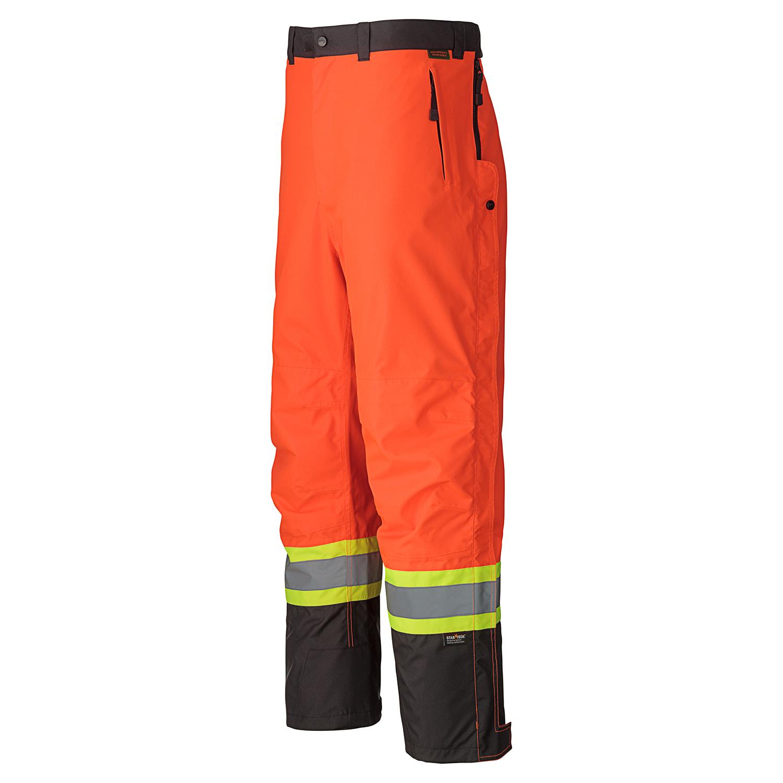 Pantalon imperm able et imper respirant haute visibilit for Centre de liquidation porte et fenetre