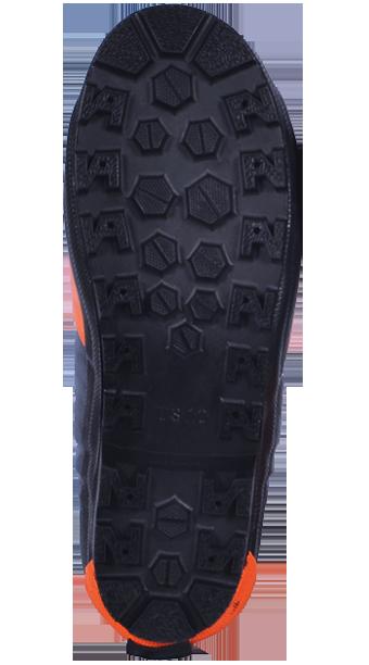 Bottes de foresterie Viking avec feutre (bottes d'hiver) vw58-3