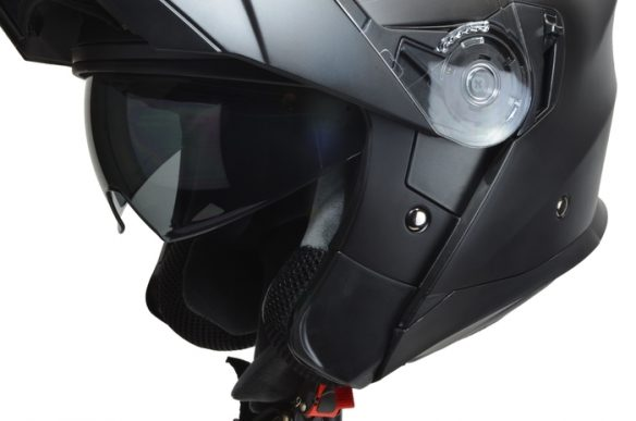 Casque modulaire de motoneige et VTT - Caldera