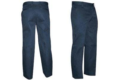 Pantalons de travail 100% cotton FR