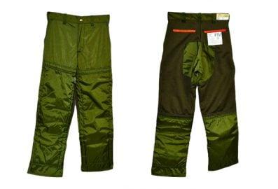 Pantalons de travail avec la protection Kevlar 6 plis
