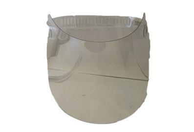 Écran facial jetable de protection contre les éclaboussures