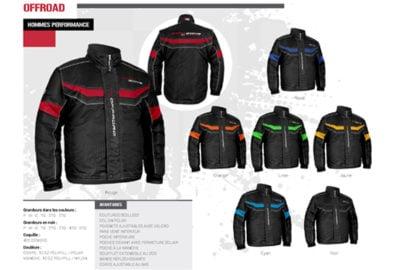 Ensemble de motoneige ZeroZone offroad. Collection Automne 2020 – Hiver 2021