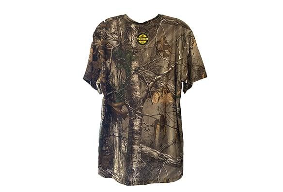 T-Shirt camouflage léger et respirable