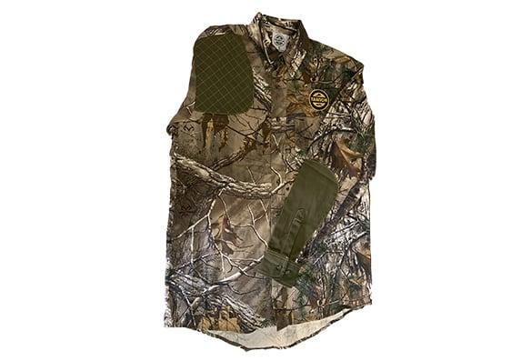 Chemise anglaise pour la chasse