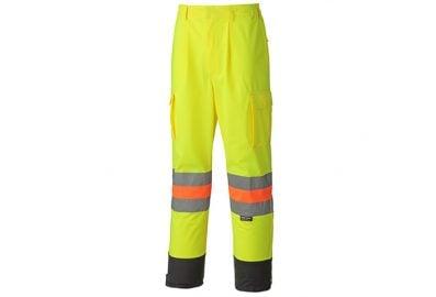 Pantalon de signaleur doublé