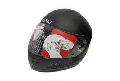 Casque de moto, karting, scooter et VTT SNELL Kevlar