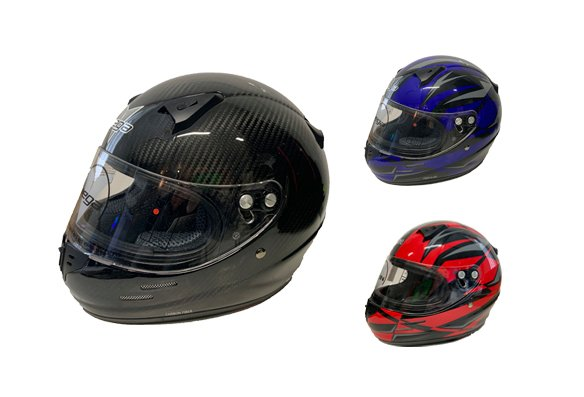 Casque de moto, karting, scooter et VTT SNELL