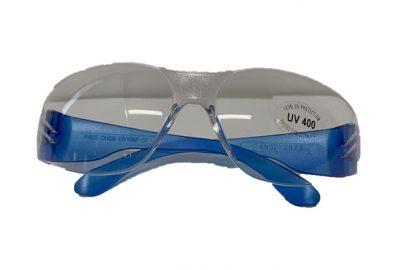 Lunettes de sécurité de protection transparentes UV400
